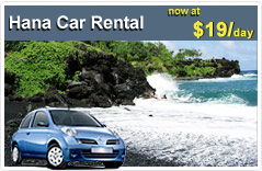 Hana Car Rental